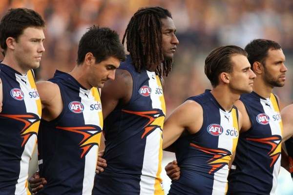 West Coast Homesick Eagles Nic Nat