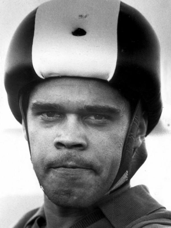 Phil Narkle Eagles Helmet