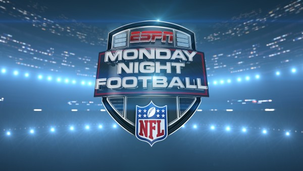Monday Night Football Shield ESPN NFL2