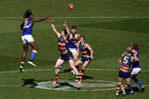 Nic Nat Ruck determined Homesick eagles